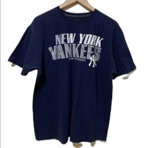 Genuine Merchandise Shirts - Genuine merchandise New York Yankees t-shirt, XL